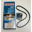 Kit distributie Dacia Logan, SuperNova, Solenza, Sandero 1.4 1.6 MPI Klaxcar