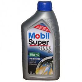 Ulei motor Mobil Super 1000 15W40 1L